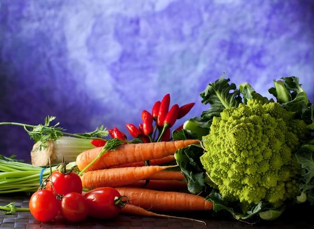 Gruppo di verdure