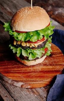 Hamburger delizioso