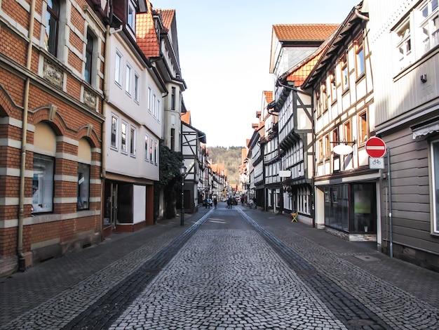 Hannoversch muenden è il nome ufficiale tedesco di una città della bassa sassonia