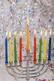 Hanukkah, la festa delle luci ebraica