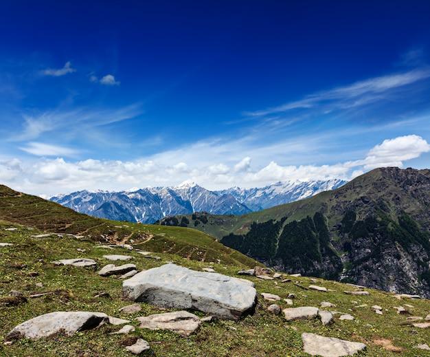 Himalaya. india