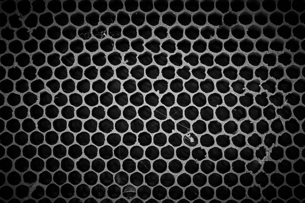 Honeycomb abbandonato
