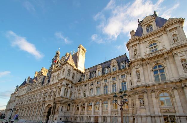 Hotel de ville francia