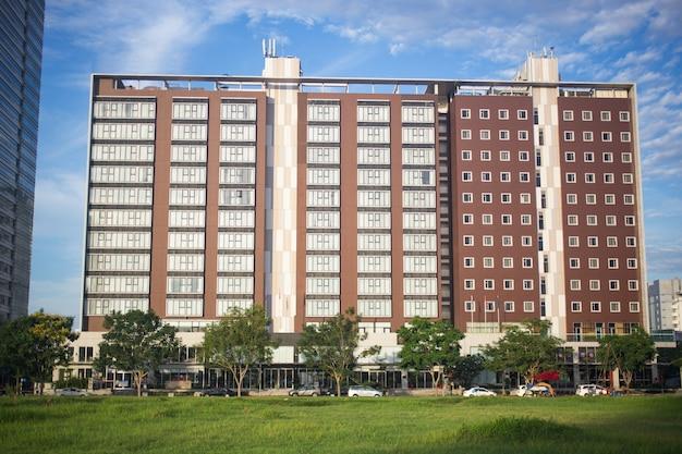 Hotel edificio a ho chi minh, vietnam