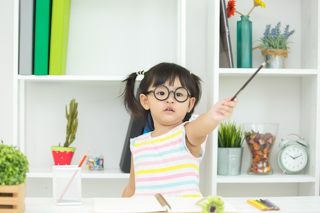 I bambini non sono interessati all'apprendimento.