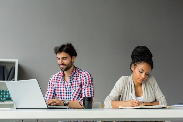 I giovani in ufficio