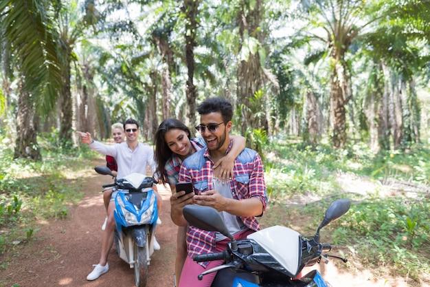 I giovani si perdono e usano la mappa dei gps degli smartphone