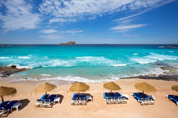 Ibiza cala conta comte spiaggia a sant josep