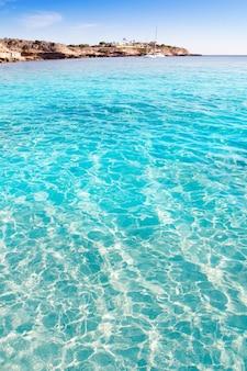 Ibiza cala conta conmte a san antonio