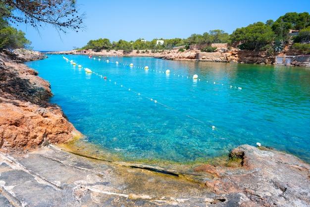 Ibiza cala gracio gracioneta spiaggia