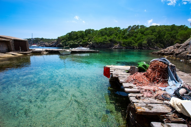 Ibiza cala mestella mastella a santa eulalia