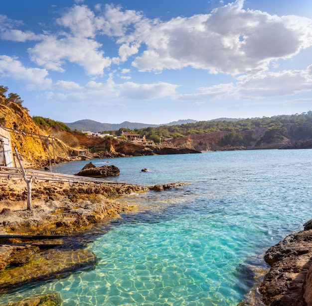 Ibiza cala xarraca a sant joan of balearics