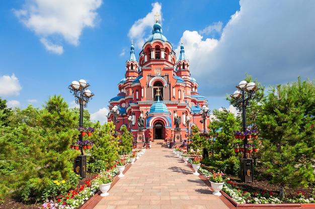 Icona della cattedrale di kazan, irkutsk