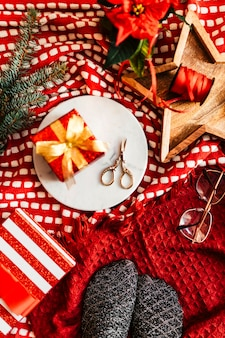 Idee di decorazione natalizia
