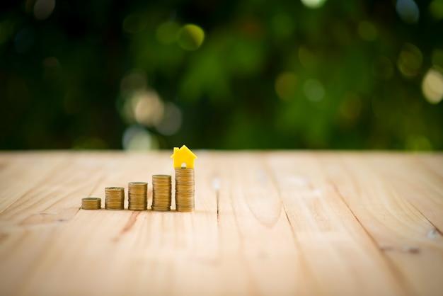 Idee di risparmio di denaro per case, idee finanziarie e finanziarie