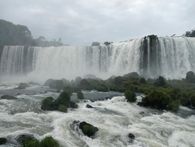 Iguazu cade in argentina e brasile