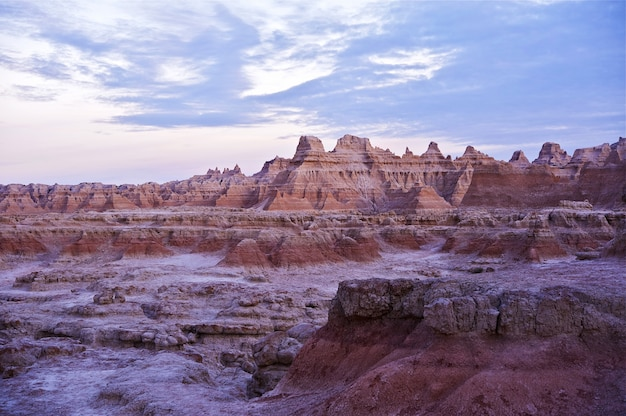 Il badlands wilderness