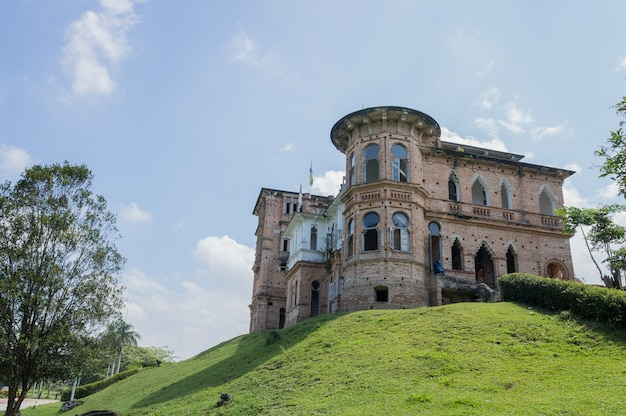 Il castello di kellie a batu gajah, ipoh