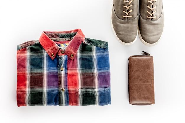 Il concetto di abbigliamento maschile