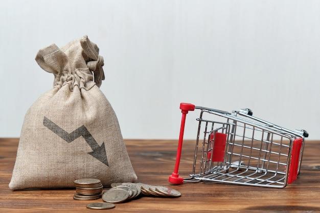 Il concetto di crisi e calo delle vendite