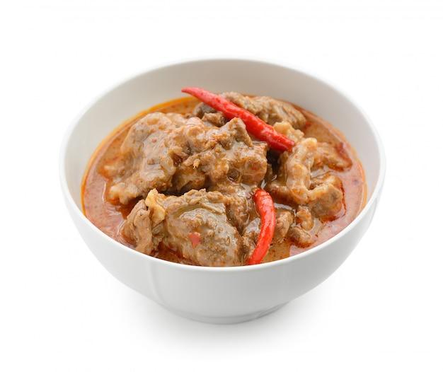 Il curry panaeng è un tipo di curry tailandese