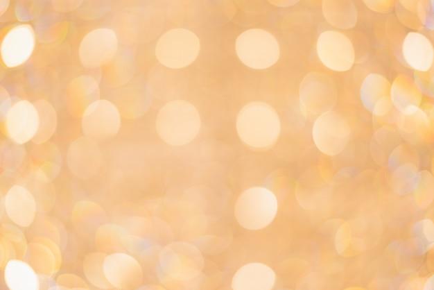 Il fondo astratto, bokeh ha offuscato le belle luci brillanti