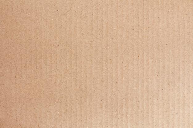 Il fondo dell'estratto dello strato del cartone, struttura di ricicla la scatola di carta nel vecchio modello d'annata.
