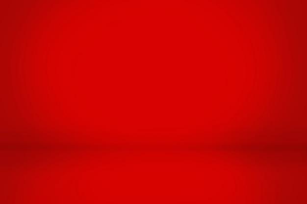 Il fondo rosso della pendenza astratta e la stanza dello studio fondo, possono essere presentati il vostro prodotto