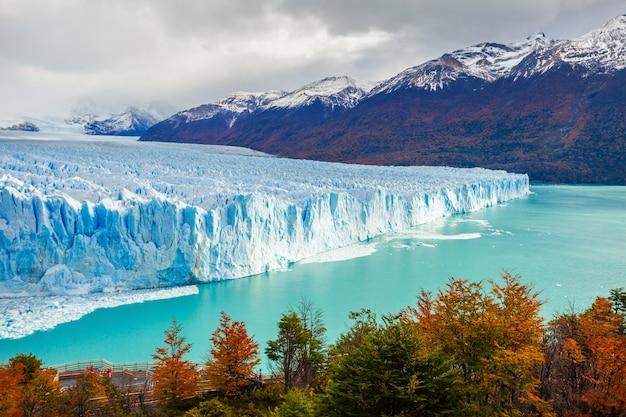 Il ghiacciaio perito moreno