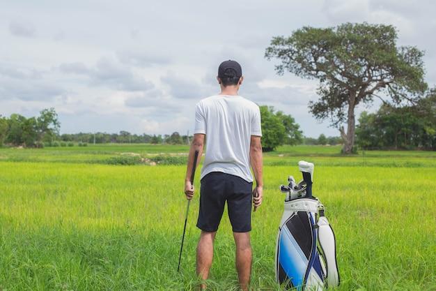Il golf è uno stile di vita.