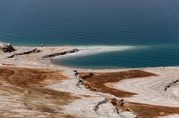 Il mar morto in giordania