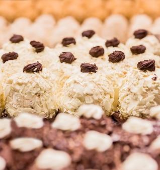 Il merveilleux è una piccola torta originaria del belgio e ora si trova in francia.