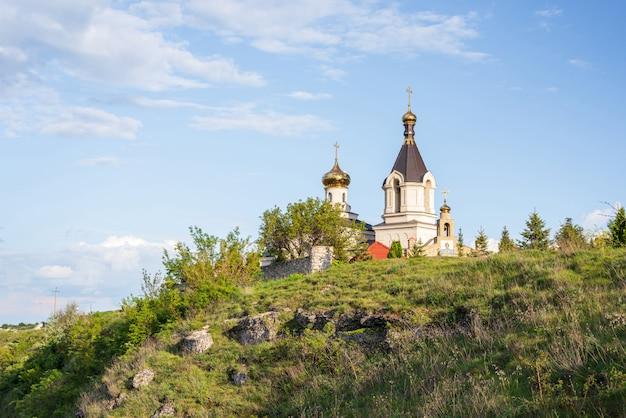 Il monastero di orhei in moldova