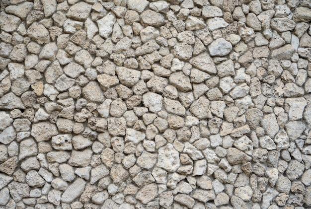 Il muro è realizzato in pietra naturale grigia. sfondo astratto