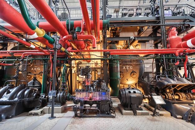 Il museo dell'elettricità