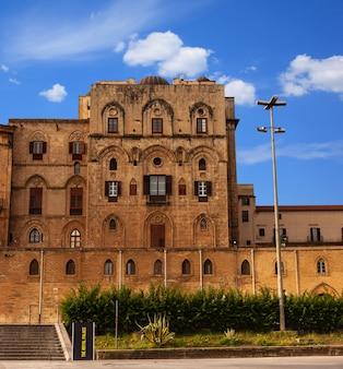 Il palazzo normanno o palazzo reale di palermo