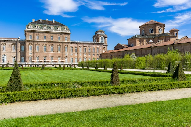 Il palazzo reale di venaria