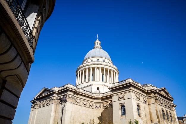 Il pantheon, parigi, francia