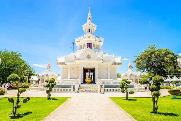 Il pilastro della città santuario di nakhon si thammarat