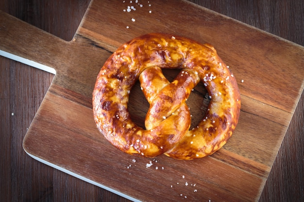 Il pretzel tedesco