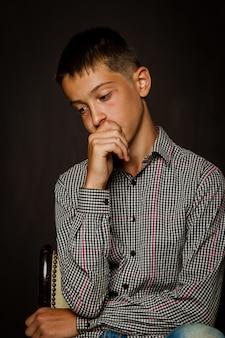 Il problema adolescente