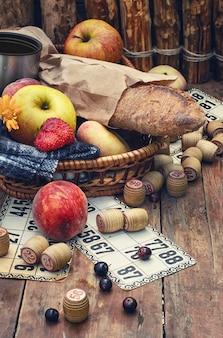 Il set da picnic