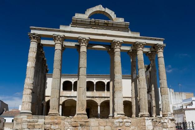Il tempio di diane