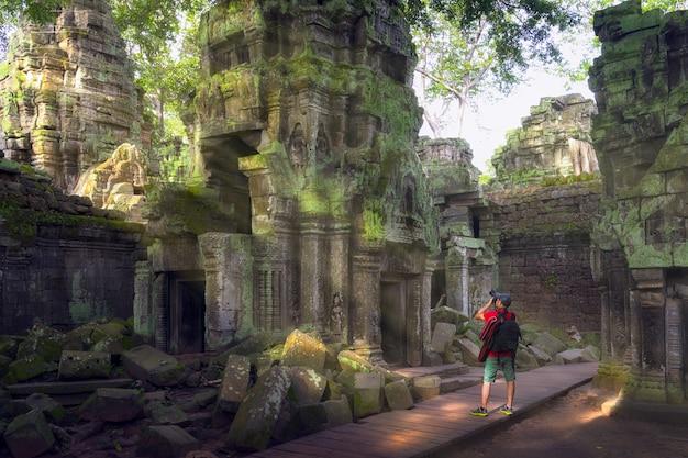Il tempio di ta prohm è stato utilizzato come location nel film tomb raider