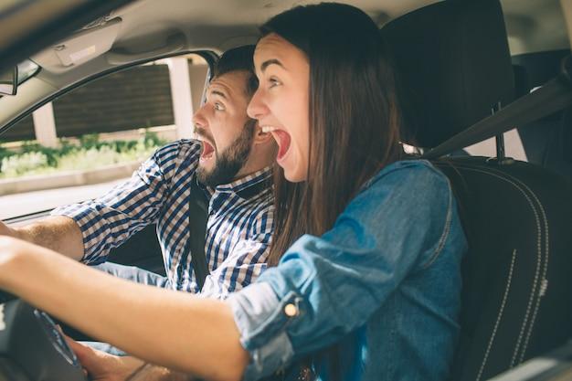 Il tempo prima dell'incidente, la paura, gli incidenti stradali, le persone alla guida, l'autista femminile.