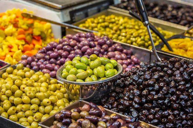 Il vecchio mercato di gerusalemme