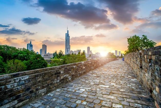 Il vecchio muro di nanchino