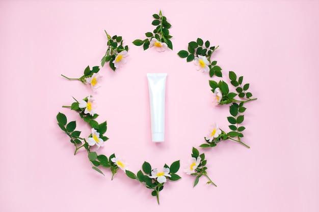 Imballaggio cosmetico organico naturale