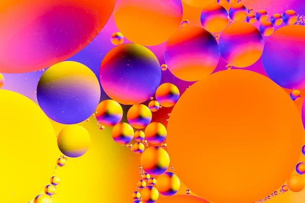 Immagine scientifica della membrana cellulare.
