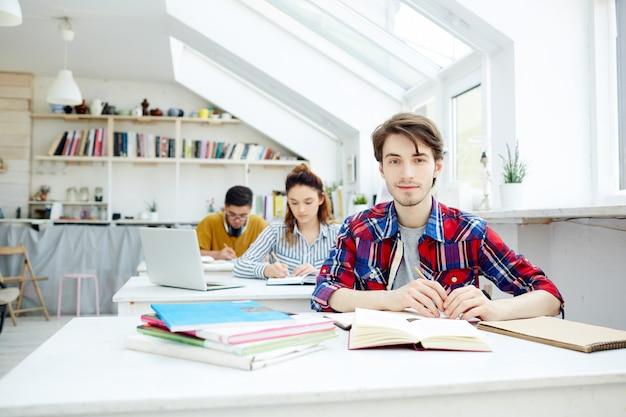 Imparare al college